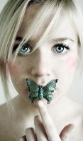 Butterfly by Rosannas