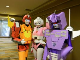 TFCon 2013-The Cybertronic Spree by Minosayia