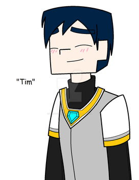 Minecraft Story Mode: If Tim exist by PrettyXTheXArtist