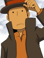 Professor Layton by maki5656