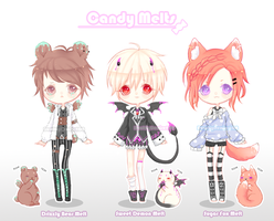 Candy Melts Set 2 {CLOSED} by Reirii