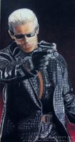 Wesker by ChalkTwins