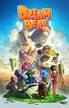 Dream Bear Promo Poster by red-monkey