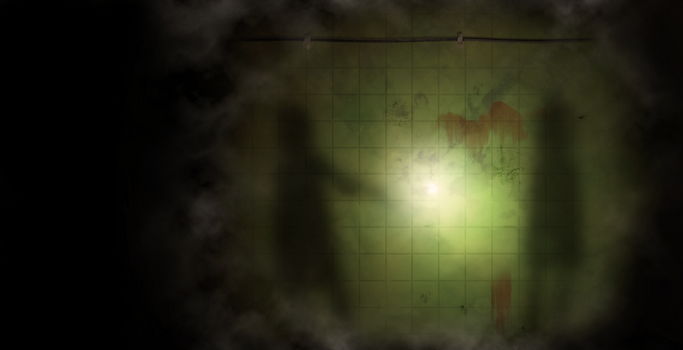 Movement in the night by Smygl