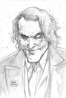 The Joker by FlowComa
