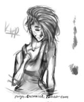 Kipp Sketch by Pastels-and-Blood