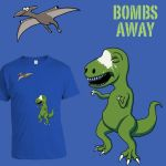 Dinosaurs - Bombs Away by roofoo