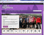 I made UK of Equestria's Front Page! :D by NyinxDeLune