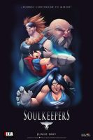 SOULKEEPERS RELEASE POSTER by F-E-R-S