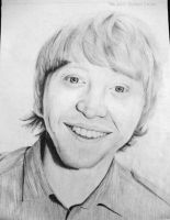 Rupert Grint by 03ketch03