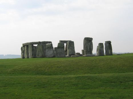 Stonehenge by Adylith