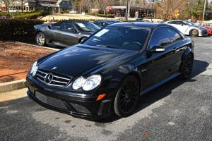 Mercedes clk AMG black series by Hcitron