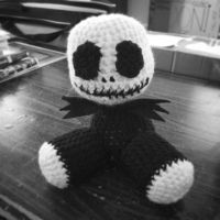 Jack Skellington by XxSedatedBeautyxX