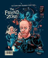 The King Of The Friendzone by bobmosquito