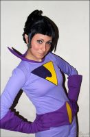 Jayna Wonder Twins by AngelLiriel