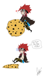 If You Give a Kidd A Cookie by Squidbiscuit