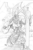 Ares by sketchheavy