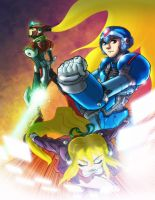 X-Machina by PioPauloSantana