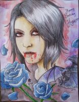 Happy Birthday Hyde 2016 by ArGe