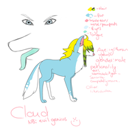 .:CLOUD:.. by Agowilt