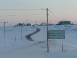 Welcome to Puvirnituq by Chachai