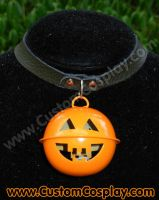 Halloween Bell Collar by The-Cute-Storm