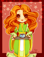 Time for Tea by Kathisofy