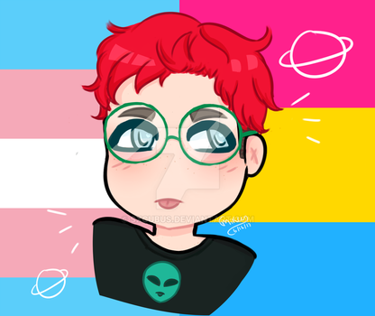 Pride Icon 4 Jude by nbwitch