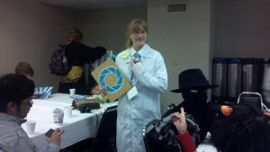 AniMinneapolis 2012-Wheatley by sonicrocker