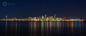 Seacrest Park In West Seattle by SilentMobster42