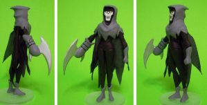 Custom Mask Of The Phantasm Action Figure by GeekVarietyDotCom