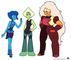 Those Other Gems, Too. by BananimationOfficial