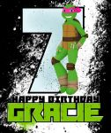 Happy Birthday, Gracie! by FangirlSquees