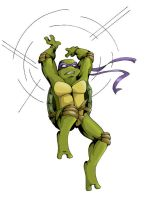 Donatello by Ty-Chou