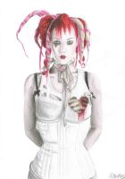 Emilie Autumn by darklady-ldr