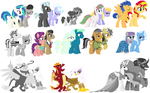 Miracleverse Couple Guide 3 by StarryOak