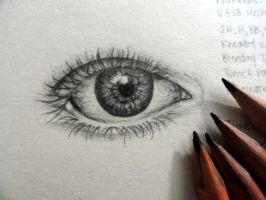 Into the Eye by xitslis