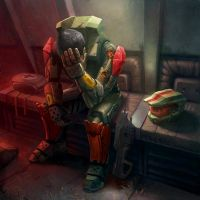 The Sorrow of Spartan-534 by 2KEternal7
