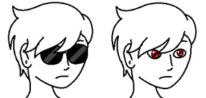 The Incomparable Dave Strider by TargetGirl