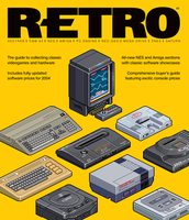 Edge Retro Issue 3 Cover by gunstar-red