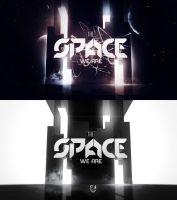 The Space We Are by Lacza