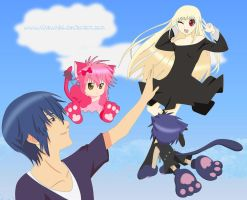 Shugo Chara: Requests cats by NinaWH94
