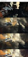 Industrial Sprint: process by Spex84