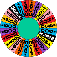 Monster High Wheel of Fortune Round 3 Bare by germanname
