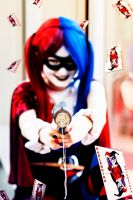 Harley Quinn | Her Innocence Can Be Deceiving by Kallizm