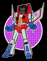 starscream color by AlanSchell