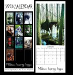 Madness Inspiring Images 2013 Calendar by MeetMeAtTheLake2Nite