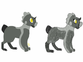 Wyngro Monthly Prompt #1- Art Styles by AnimatronicHowl