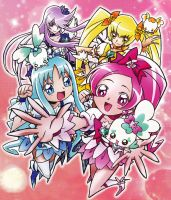 HeartCatch edited by AsunaHatsune