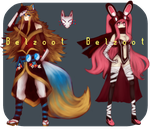 ADOPT 37 AUCTION (CLOSED) by Belzoot